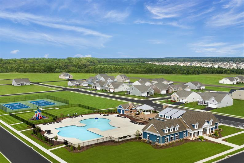 Completed Amenities
