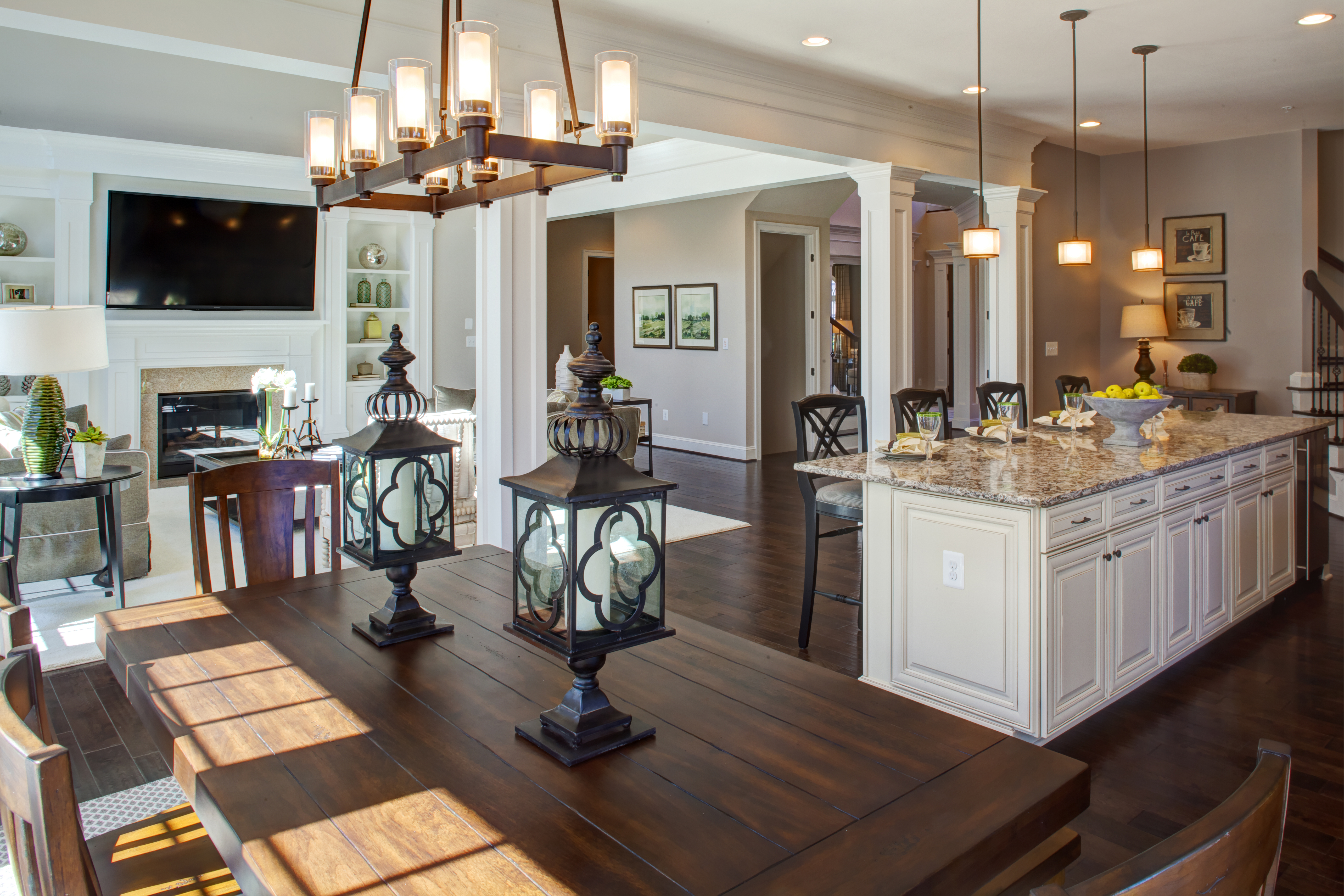New Clifton Park II Home Model At Orchard Estates