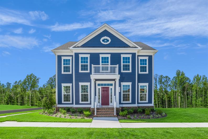 Welcome to Greenleigh Single Family Homes!