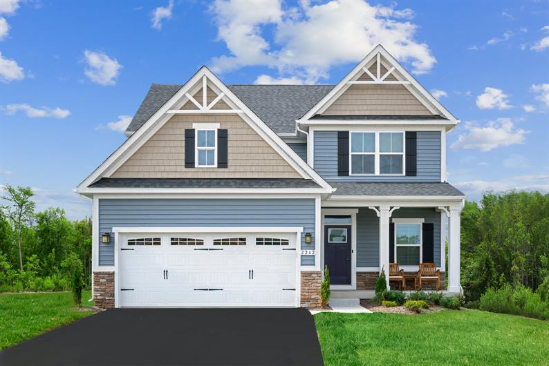 Welcome to Whitetail Meadows Single-Family Homes