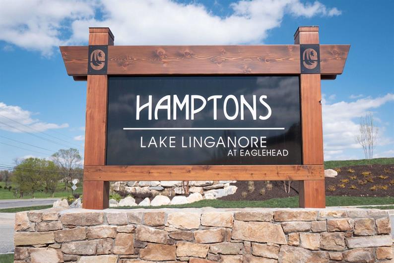 WELCOME HOME TO LAKE LINGANORE HAMPTONS