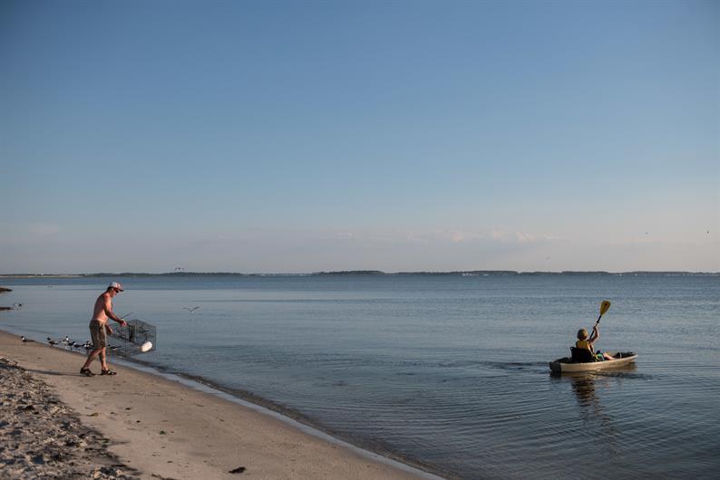 Fishing, Crabbing, Kayaking, Oh My!