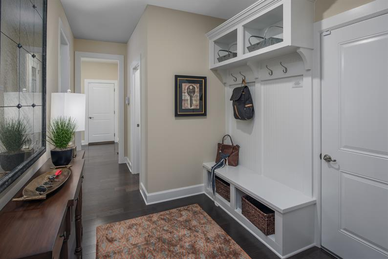Keep Entryways Clutter-Free