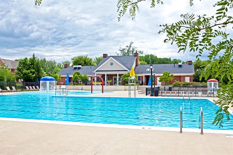 Resort style-amenities