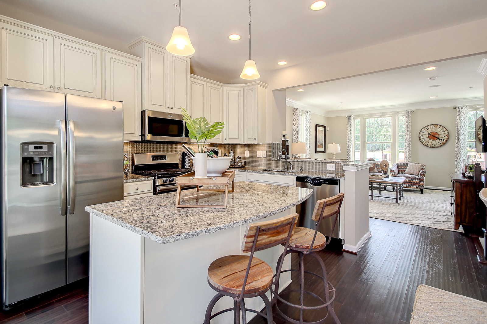 New Homes For Sale At Morningside Mews In Charlotte NC Within The