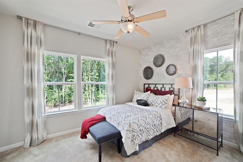 flexible bedroom options