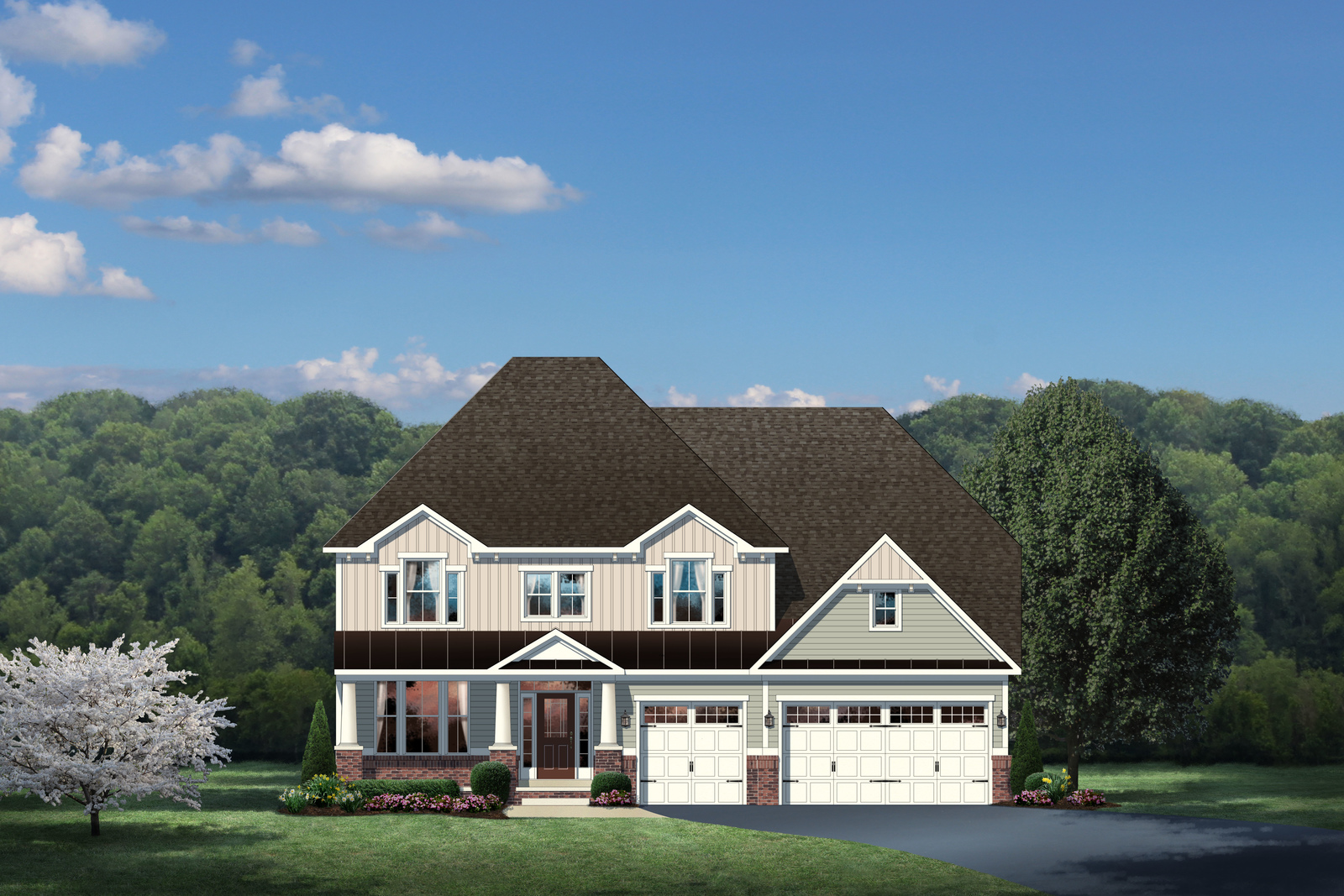New olsen home model for sale heartland homes for Heartland homes pittsburgh floor plans