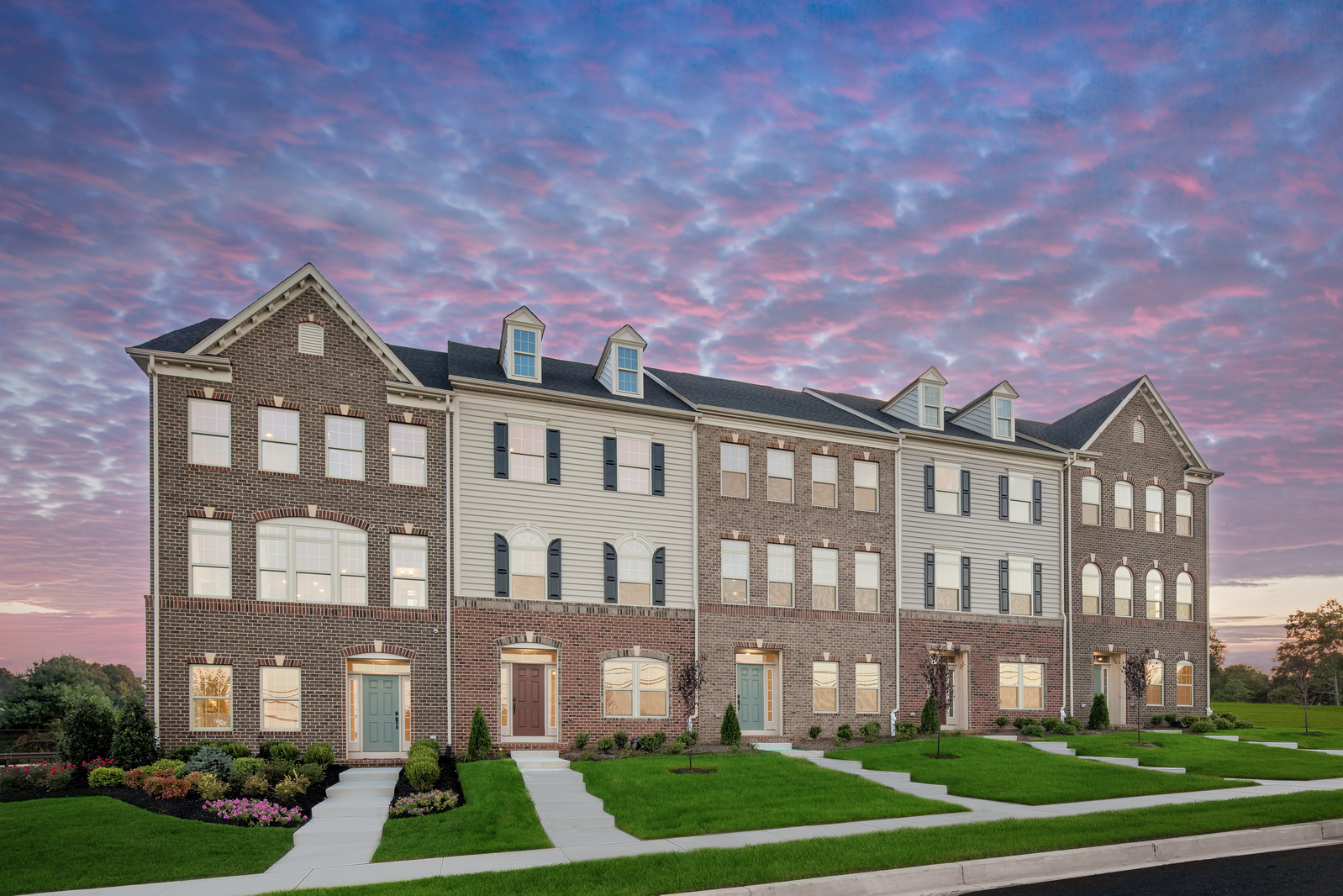 new luxury homes for sale at waverly grove in woodstock md within