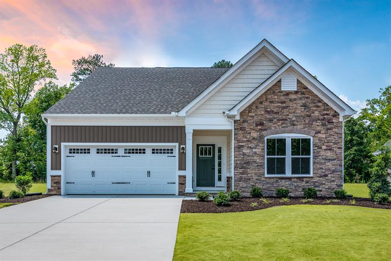 2-STORY & RANCH FLOORPLANS AVAILABLE AT ROSEWOOD