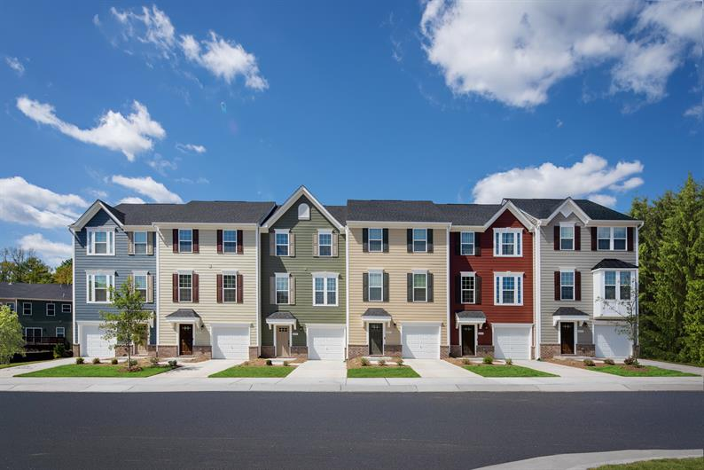 VILLAGE OAKS TOWNES: CHARLOTTESVILLE-AREA'S BEST-PRICED TOWNHOMES WITH GARAGES FROM THE $220S!