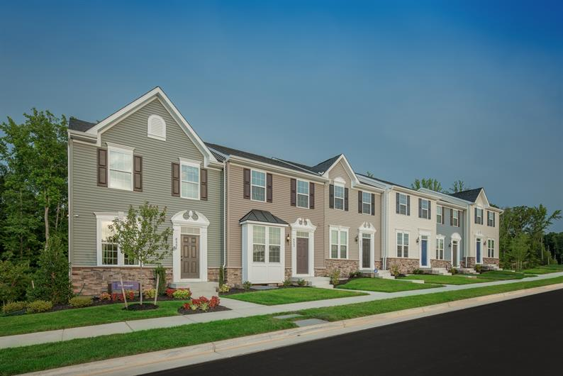 WELCOME TO RIVERWOOD! Charlottesville's lowest-priced new townhomes!