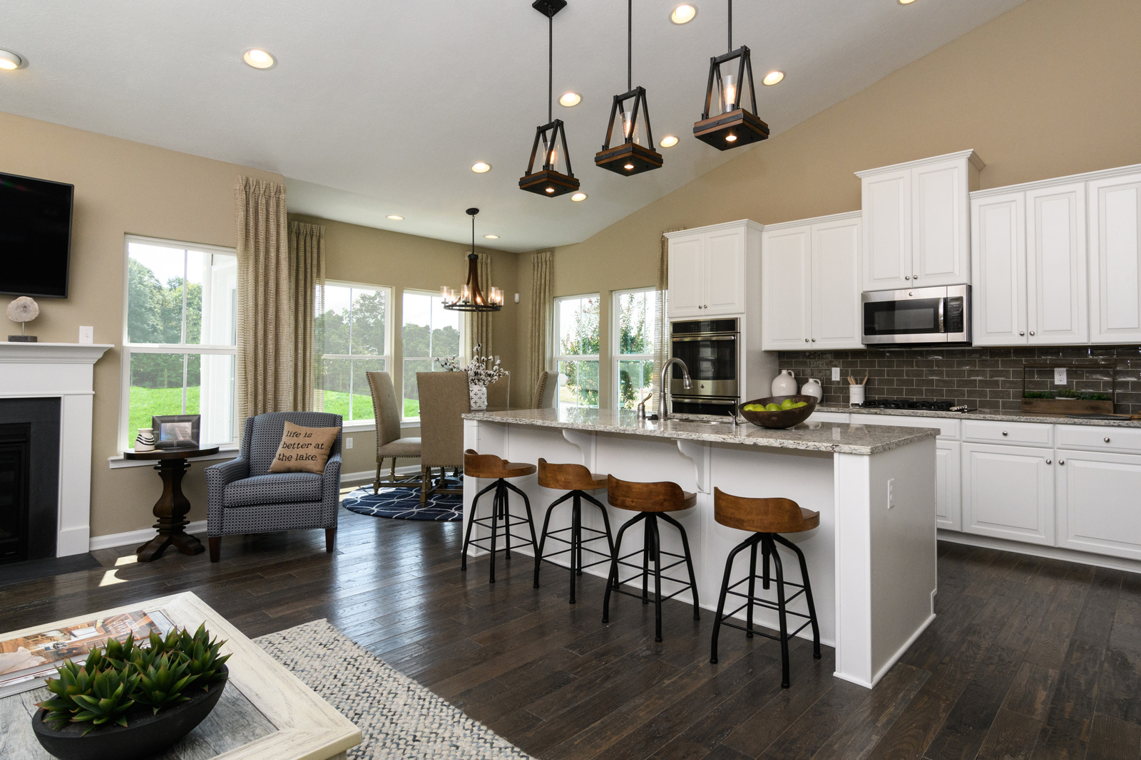 Hickory Hollow Ranch Homes