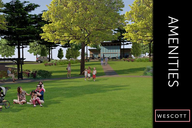 Community Park w/ Amphitheater