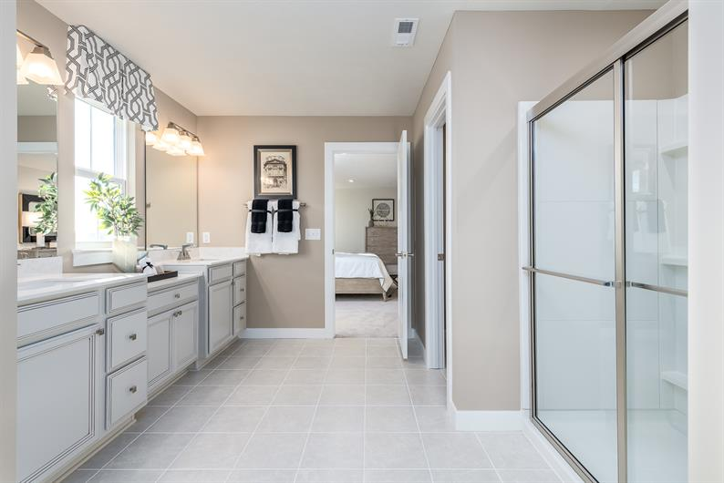 En-Suite Owner's Bath Retreat