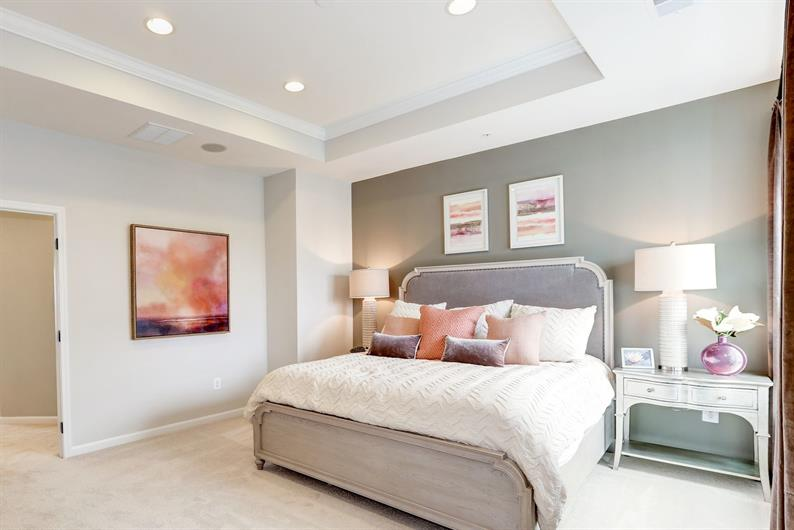 Suite Dreams With First Floor Owner's Suites Available