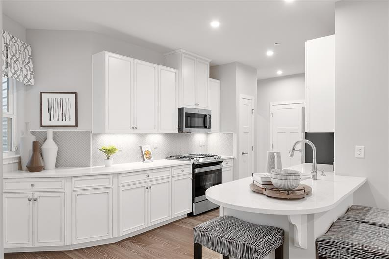 Build the kitchen of our dreams