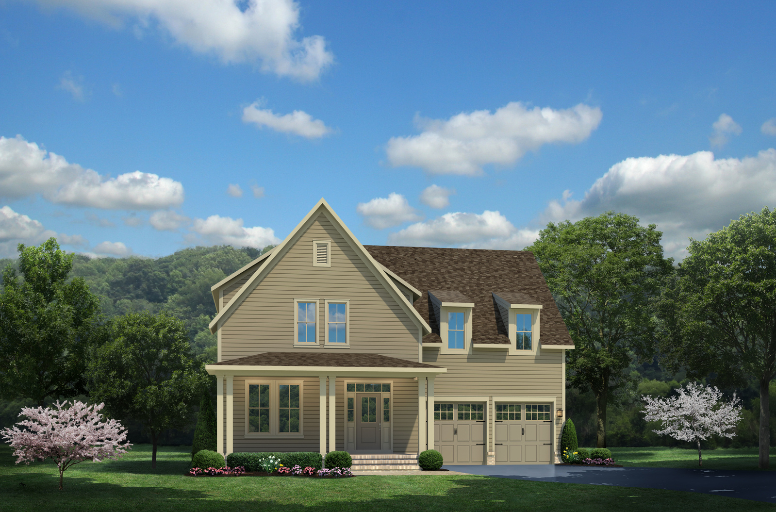 Berkeley at Potomac Shores Single-Family Homes