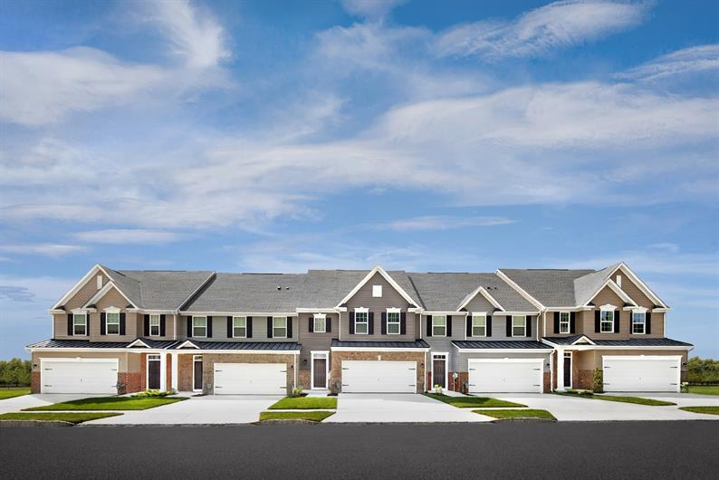 Welcome to Foxtail Creek Townhomes, a 55+ Community