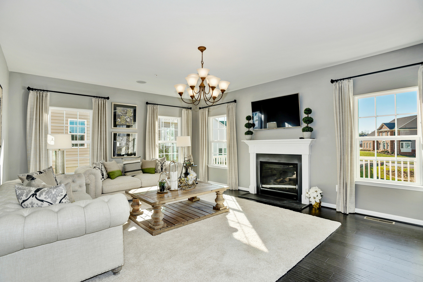 Woodbourne Manor Two Story Homes