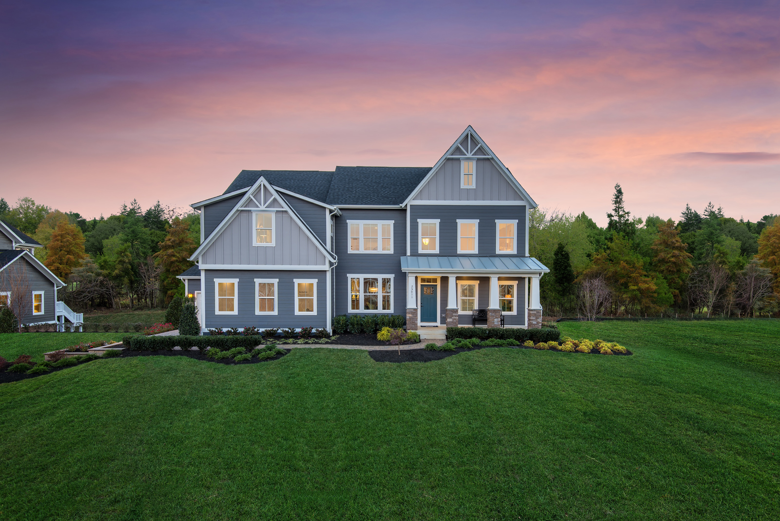 New homes for sale at willowsford single family homes in for Virginia house