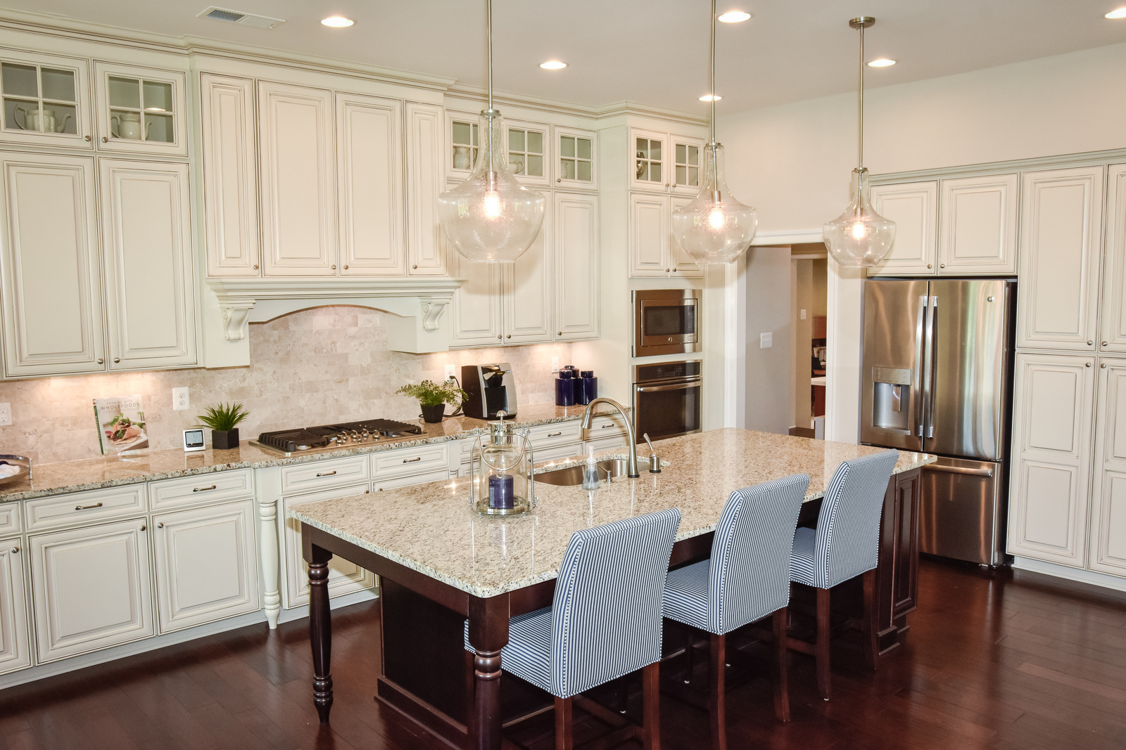 From the countertops to the cabinetry, let us help create the perfect recipe for your dream kitchen