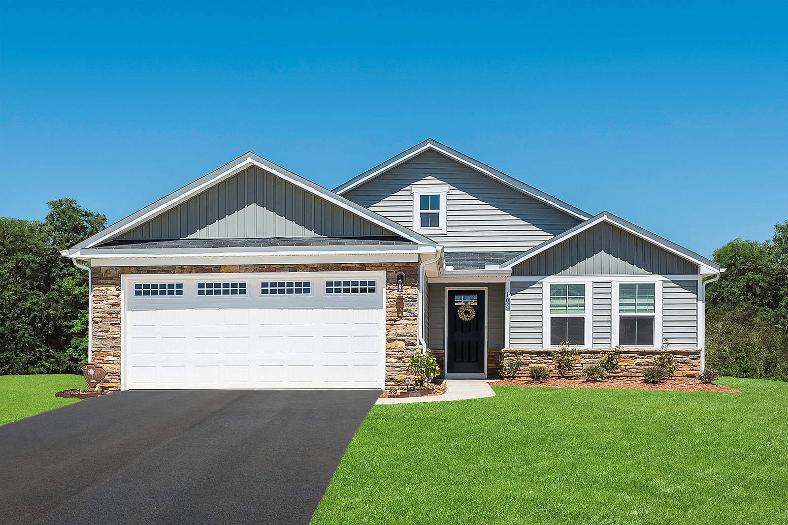 New Homes for sale at Chandler's Glen Ranch Homes in Bunker Hill, WV