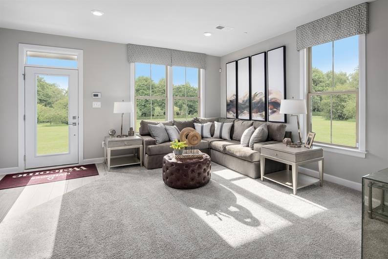 Options to Personalize Your Floorplan