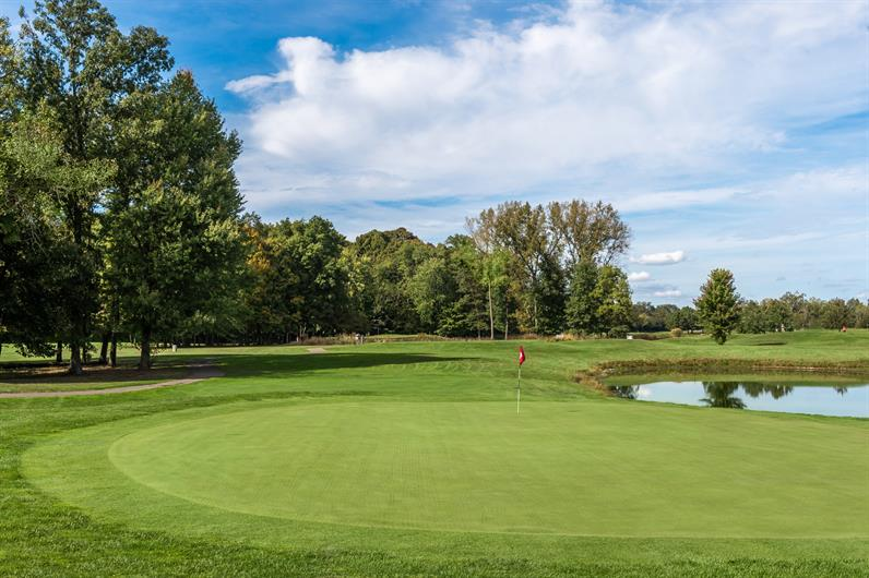 Endless options for golf near your new home