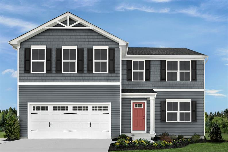 CHOOSE FROM A COLLECTION OF 1 OR 2-STORY FLOORPLANS