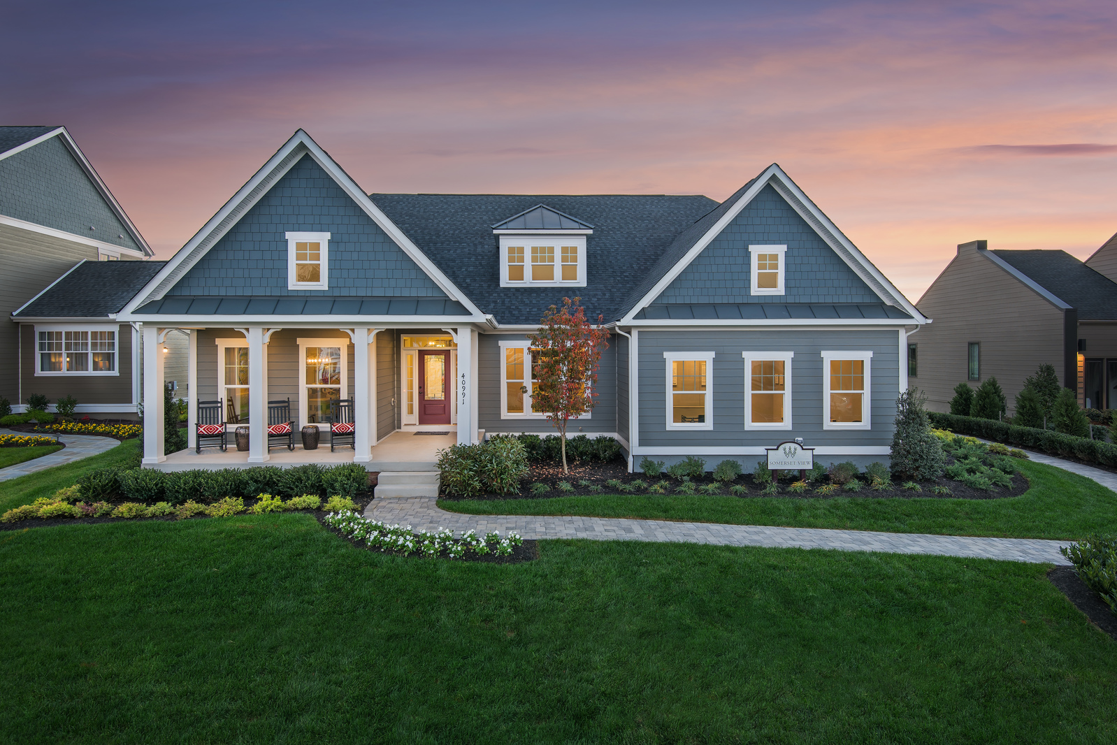 New Carolinaplace Home Model For Sale At Willowsford First