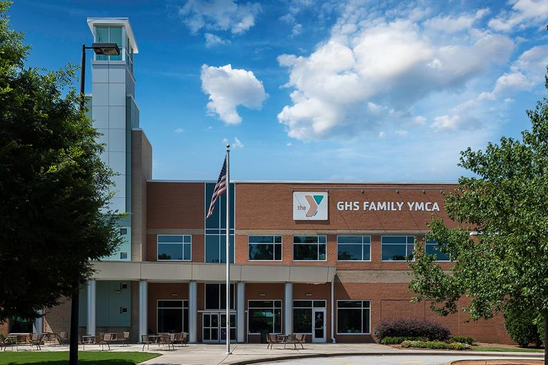 The Prisma Health YMCA is steps away from your front door