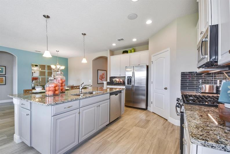 Create Your Own Dream Kitchen
