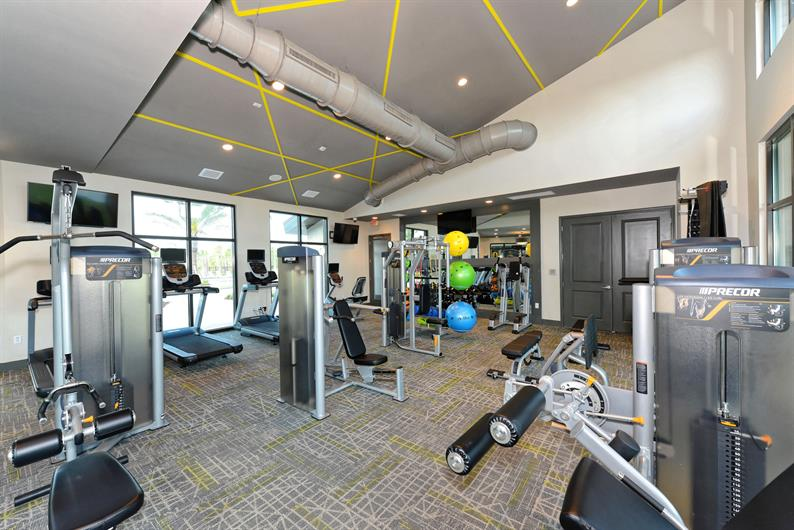 Sweat It Out At The Community Fitness Center