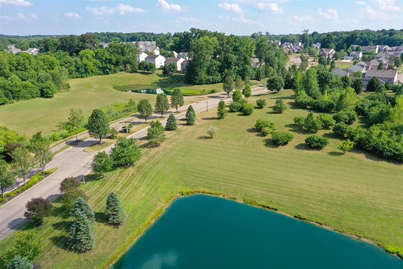Private Wooded & Scenic homesites available