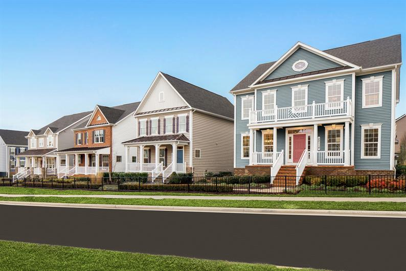 Single Family Homes from the Upper $400s