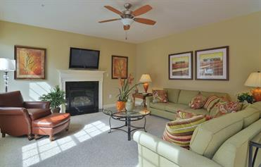 Bonnie Branch Empress Family Room