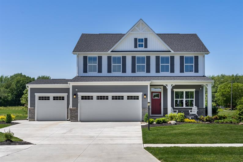 3-Car Garage Homesites Available