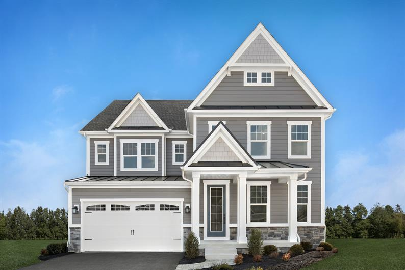 Discover Luxury Living at Turf Valley - Decorated Model Now Open