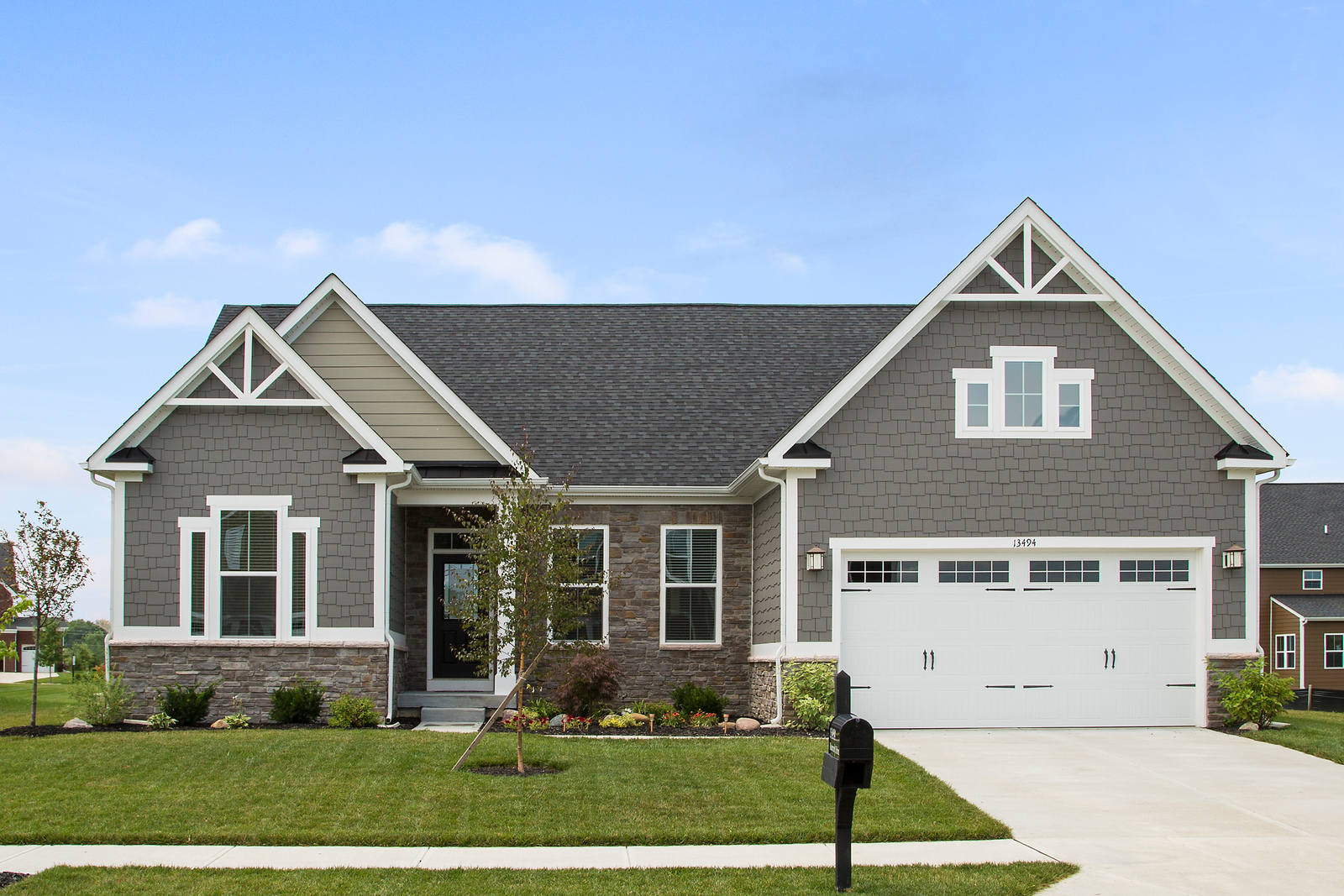 New homes for sale at holston hills in noblesville in for New house builders