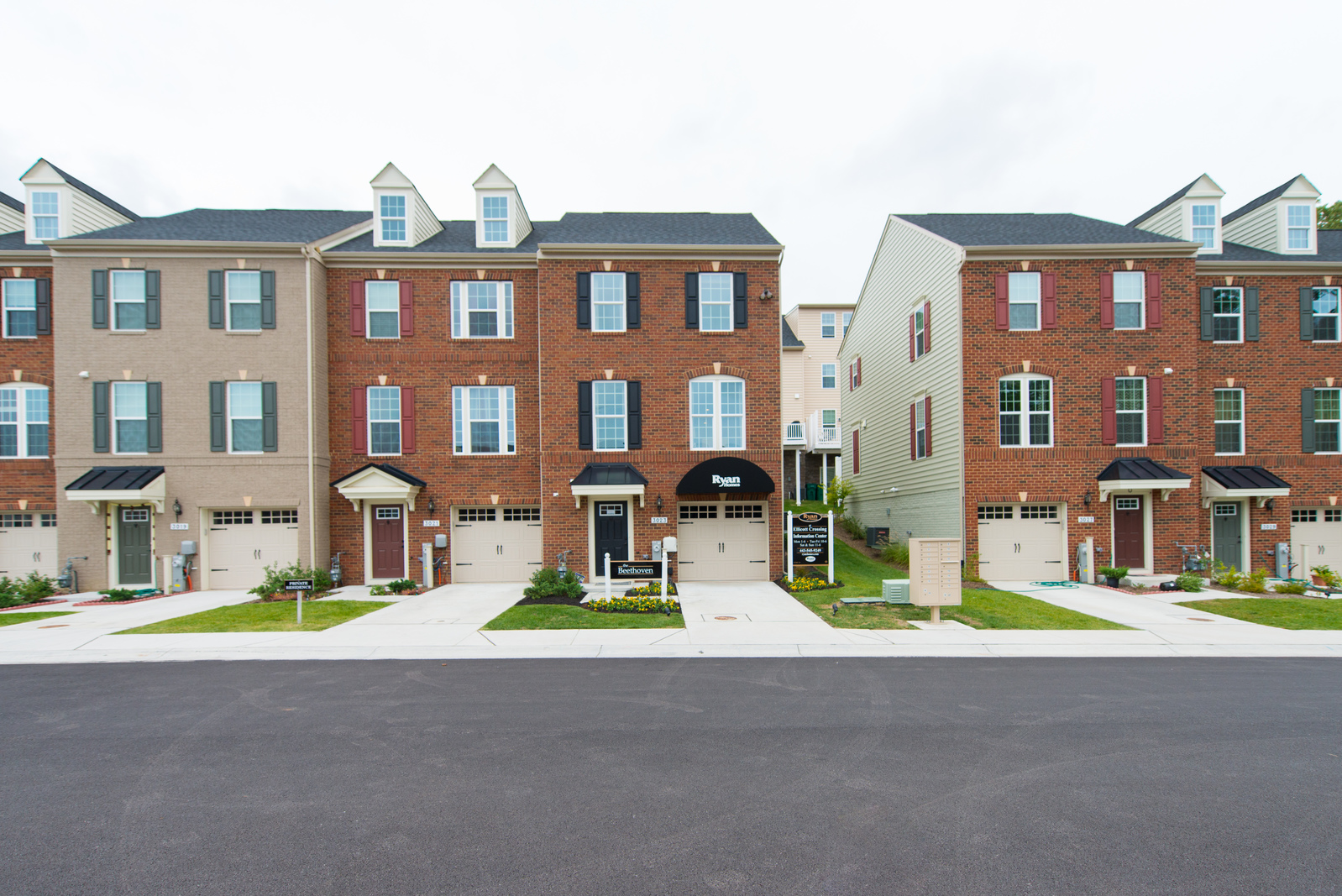 New Homes For Sale At Rockdale Village In Windsor Mill Md Within