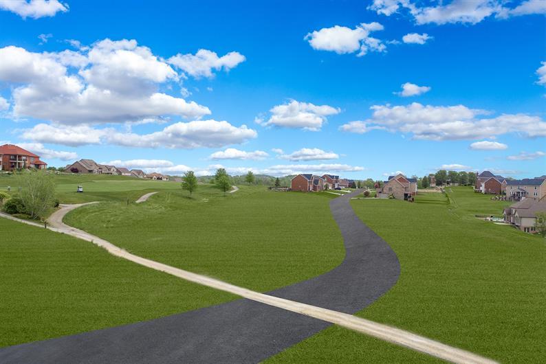 Gorgeous Golf Course Views at Blackthorne Estates