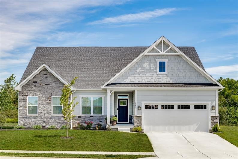 Holston Hills - Ranch Homes With Full Basements at 146th & Gray