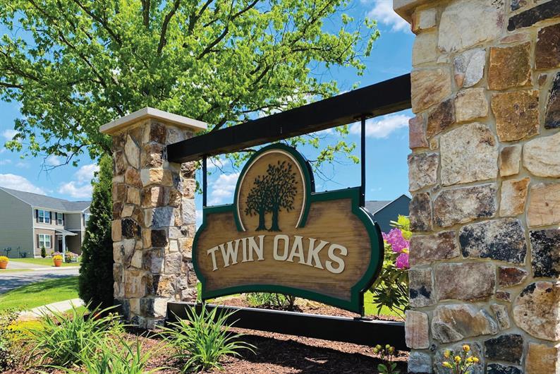 New phase coming soon! Welcome Home to Twin Oaks
