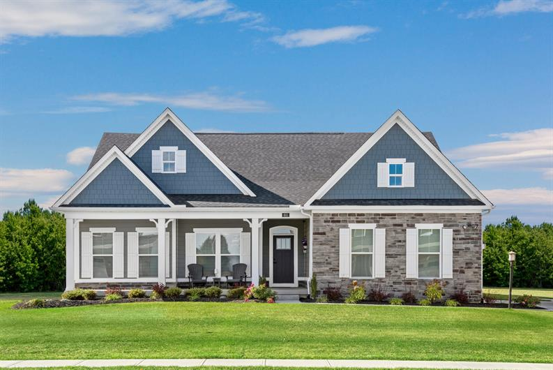 RANCH AND 2-STORY OPEN CONCEPT HOMES AVAILABLE