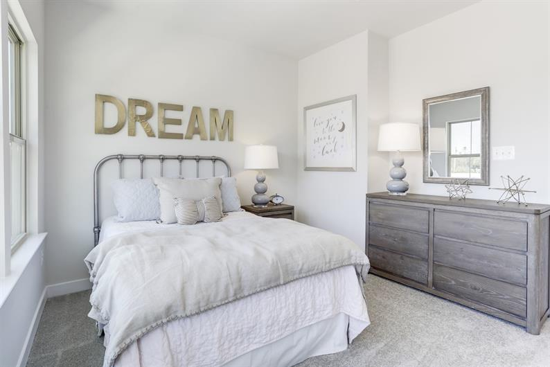 Spacious Guest Bedrooms Will Make You The Host with the Most