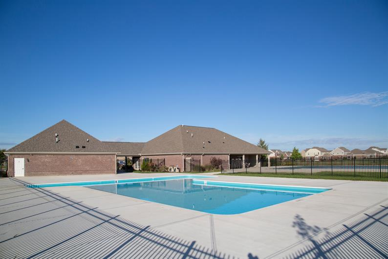 COMMUNITY POOL, CLUBHOUSE, BASKETBALL COURT AND MORE