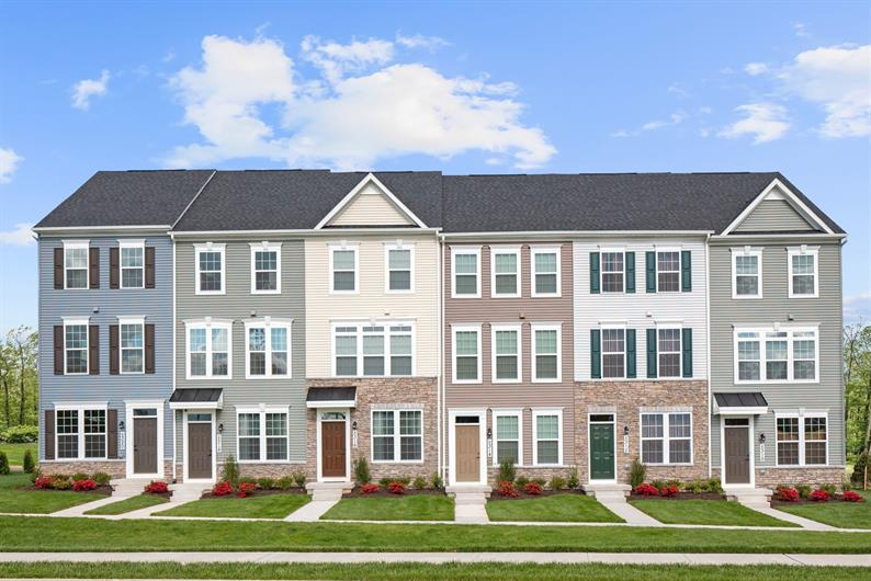 Don't Miss Out on Your Opportunity to Own at Elkridge Crossing!