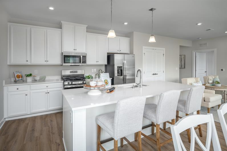 Tour 4 brand new beautifully decorated model homes