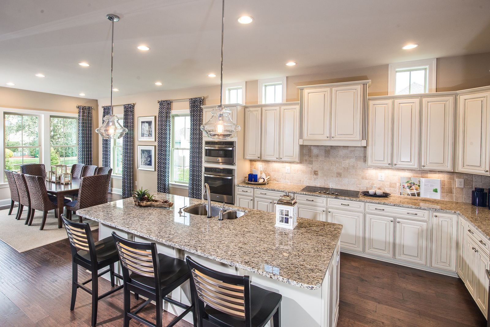 New cavanaugh home model for sale heartland homes for New model kitchen images
