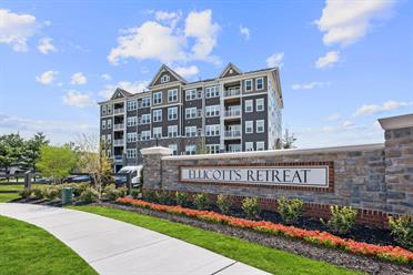 Ellicott's Retreat – 55+ Active Adult Garage Condos